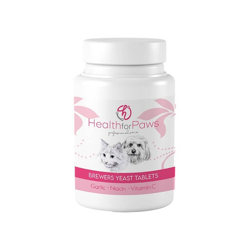 Health for Paws Brewers Yeast Tablet 75 Tablet