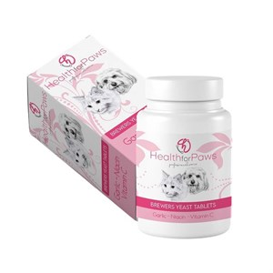 Health for Paws Brewers Yeast Tablet
